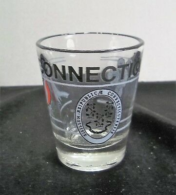 Connecticut Shot Glass