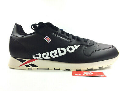 cfdf27b5c540 REEBOK CLASSIC LEATHER ALTERED - DV5016 Black White Red Alter the Icon c1