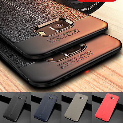 For Samsung Galaxy J4 J6 Plus Prime 2018 Shockproof Rubber Slim TPU Case Cover