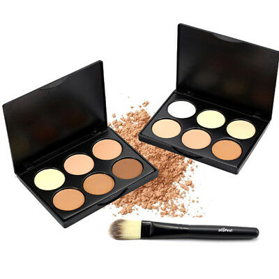 Eyeshadow Palette Smokey Makeup Eye Nude Cosmetic makeup eyeshadow brush _F