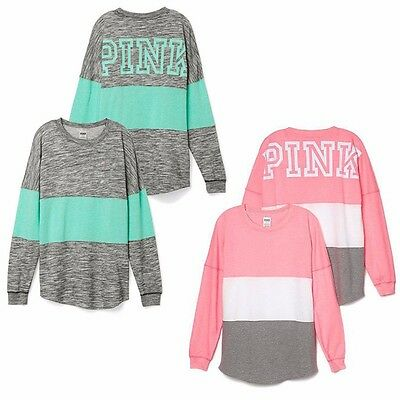 Fashion Letters Print Women Long Sleeve Hoodie Sweatshirt Pullover Sweater Tops
