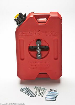 ROTOPAX***SAVE **1 Gallon ROTOPAX Fuel +1 Pack Mount ROTOPAX package****
