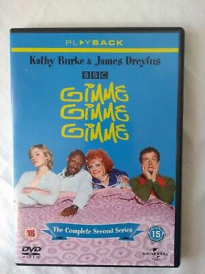 Gimme Gimme Gimme The Complete Series 2 dvd