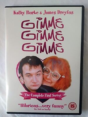 Gimme Gimme Gimme The Complete Series 1 DVD (2001) Kathy Burke