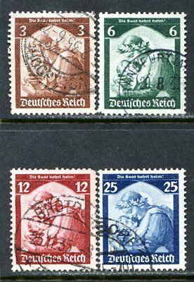 Germany Postage Stamps Scott 448-451, Used Complete Set!! G1058b