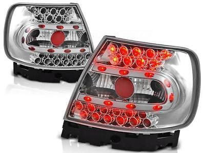 LED Rückleuchten Set Audi A4 B5 Limousine BJ 11.94-09.00 Klarglas / Chrome