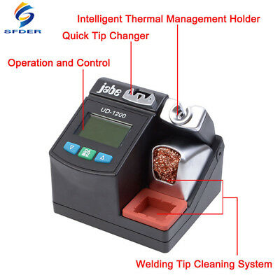 Jabe UD-1200 130W Lead-free Soldering Rework Station Temperature-Controlled