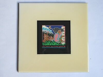 Festival TILE ~ New Orleans Jazz & Heritage Fest Art4Now 1987 Hugh Ricks Design