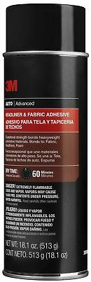 3M 38808 Headliner & Fabric Adhesive 18 Oz Fan Head-3 (3M-38808)