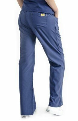 739fd5e016f FIGS NWT BASIC Dakar pants gray grey soft Scrub hospital medical XS ...
