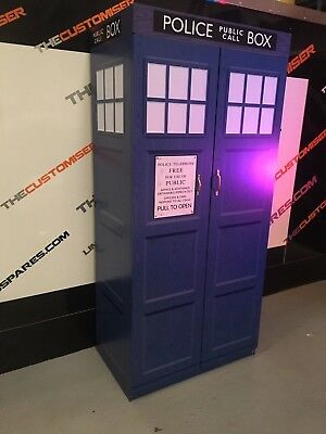 Kids Police Call box Wardrobe for any Time Traveling Timelord Doctor / Who ever