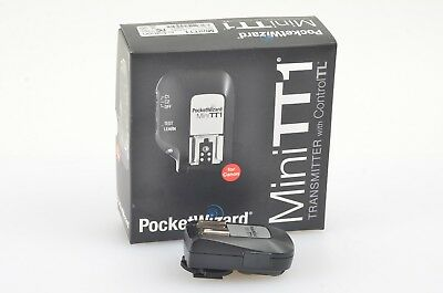Pocketwizzard Mini Tt1 Transmitter For Canon Tt1-C-Us