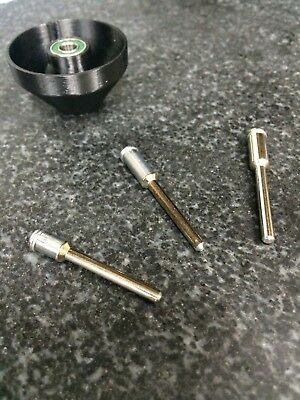 Tungsten Cup Replacement Arbor - (TIG tungsten grinder / sharpener)