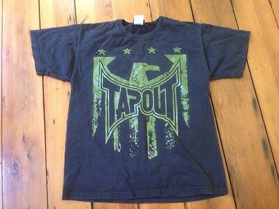 BLACK or BLUE XL 100/% Cotton RRP £19.99 FREE P/&P BNWT TAPOUT T SHIRT in RED