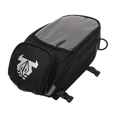 New Universal Motorcycle Oil Tank Bag Magnetic Riding Bag with Waterproof Cover