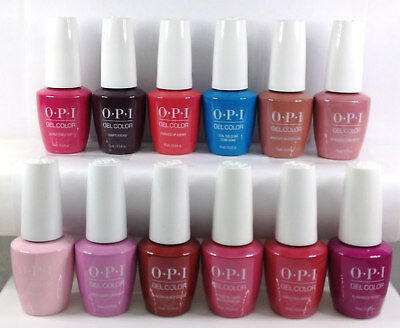 Gelcolor Soak-off Nail Polish - MAKE IT ICONIC Collection - Pick Any Color 0.5oz