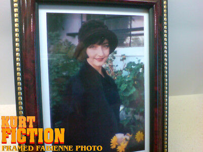 Pulp Fiction Framed Photo Of Fabienne Prop Replica