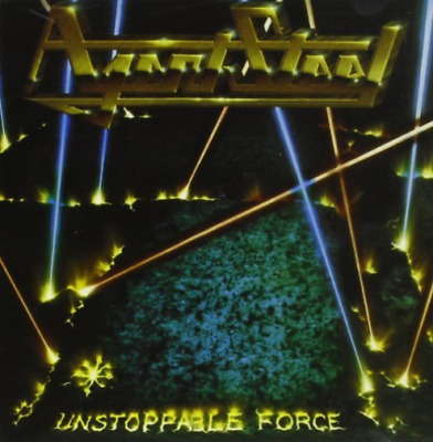 Agent Steel-Unstoppable Force (Arg) Cd New