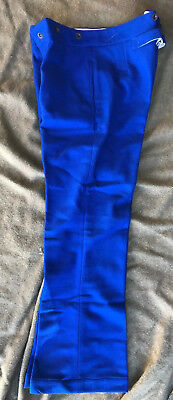 US Army M1885 Blue Wool Infantry Trousers size 40