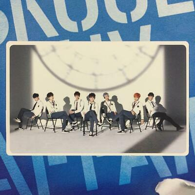 BTS Group Official Photocard Skool Luv Affair Special Addition Ver Bangtan Boys