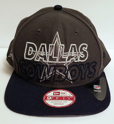 bfaed966f DALLAS COWBOYS 2018 Nfl New Era Official Crafted In The Usa 9Fifty Snapback  Hat