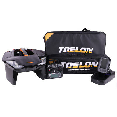 Toslon X Boat 730 With X Pilot And TF650 GPS Mapping Fish Finder NEW