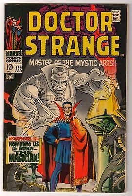 Marvel Comics 6.0 FN 169  DR STRANGE  tales 1st own issue Doctor