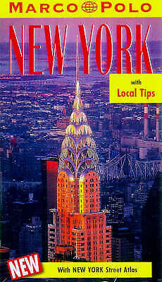 New York (Marco Polo Travel Guides), Marco Polo, Used; Good Book