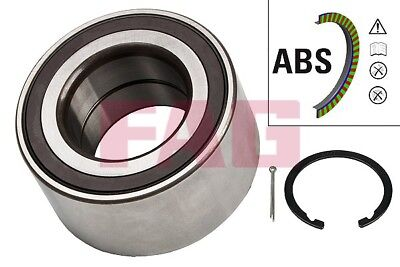 FOR MITSUBISHI DELICA PD8W 2.8TD DIESEL FRONT WHEEL BEARING /& HUB SEAL KIT 94-99