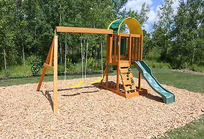 Swing Set Accessories Hardware Wooden Kit Outdoor Playground
