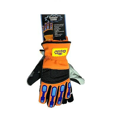 Vise Gripster Extrication Gloves Rescue Responder Large