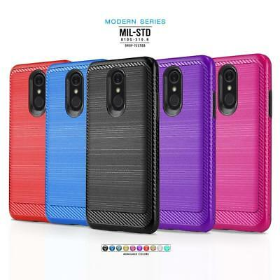 Phone Case for LG XPRESSION PLUS (AT&T), [Modern Series] Shockproof Hybrid Cover