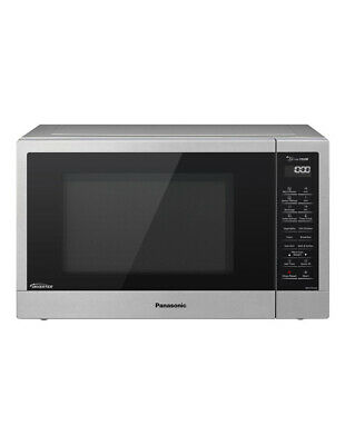 NEW 32L Stainless Steel Inverter Microwave Oven With Sensor Cooking NN-ST67JSQPQ