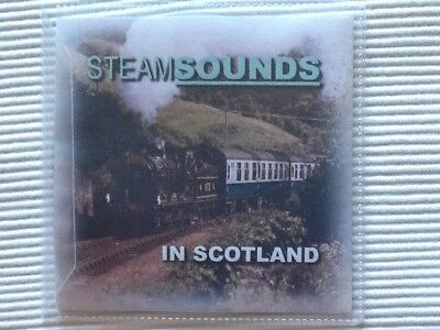 CD Steamsounds in Scotland