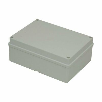 Sealed ABS Plastic Enclosure Electronic  Box Project Case IP65 194.5x145x78mm