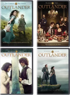 Outlander Complete Series DVD Full Seasons 1-3 Volume 1-3 FREE EXPEDTED SHPPING