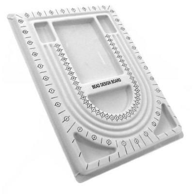 Plastic Bead Design Tray Great for Bead Stringing Organizing