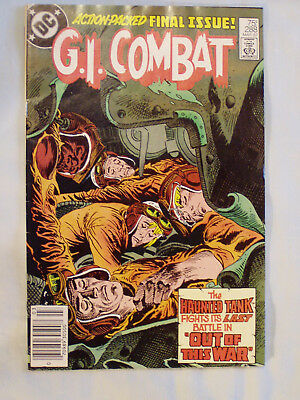 G.i. Combat #288 Dc March 1987 Very Fine/near Mint One Owner