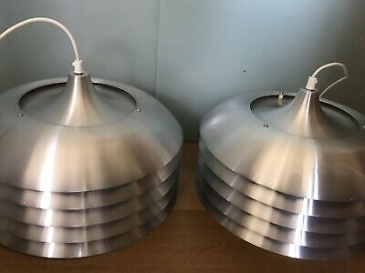 Set of Two Mid Century Pendant Light by Hans Agne Jakobsson, Sweden, 1960s