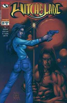 Witchblade (1995 series) #35 in Near Mint + condition. Image comics