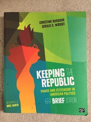 Isbn 9781452240039 keeping the republic: power and citizenship.