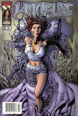 Witchblade (1995 series) #42 in Near Mint + condition. Image comics