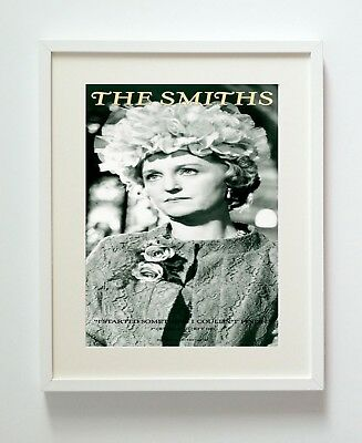 The Smiths I Started Something A3 Repro Print Poster Unframed Hq 216Gsm Matte