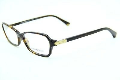4426c652c1 New Emporio Armani Ea3009 5026 Havana Eyeglasses Ea3009 Frame Authentic  54-16