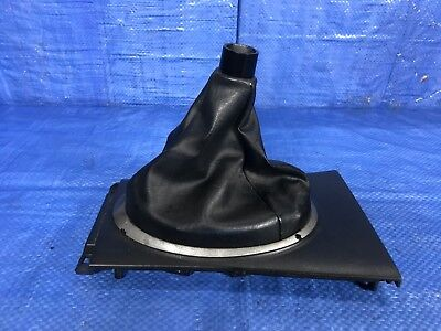 Oem 2002 02 Honda Civic Lx 4D Sedan M/t - Manual Transmission Shift Boot Trim