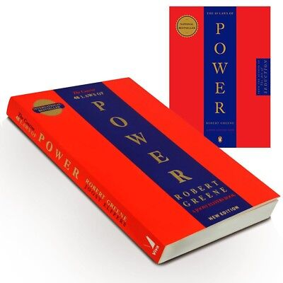 The 48 Laws Of Power By Robert Greene Paperback 2000