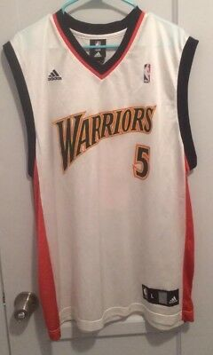 e1e38278d Baron Davis Golden State Warriors Jersey Nba Vtg Adidas Hwc Men L Curry  5
