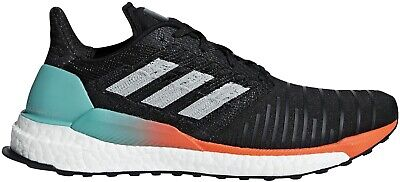 789597408974f ADIDAS SOLAR BOOST Mens Running Shoes - Black - EUR 119