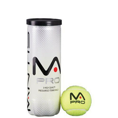 Mantis Pro Tennis Balls Tube of 3