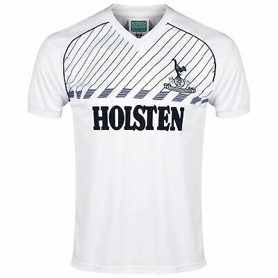 Tottenham Hotspur 1986 Retro Football Shirt Mens